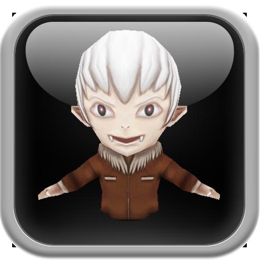 3D Vampire Runner 動作 App LOGO-硬是要APP