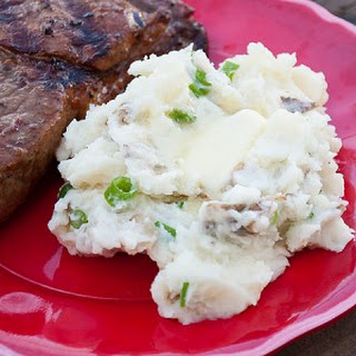 Chunky Mashed Taters