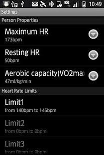 Heart Rate Monitor for Polar - screenshot thumbnail