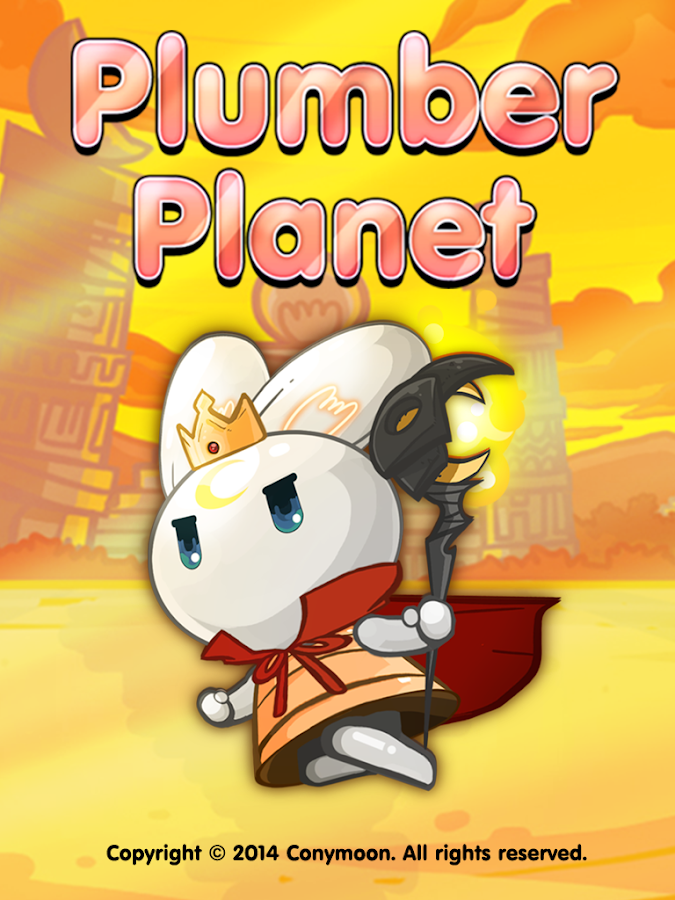 Plumber Planet - screenshot