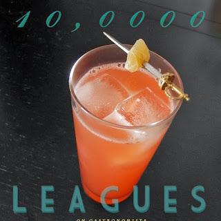 Ten Thousand Leagues Cocktail.
