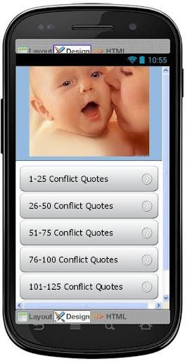 Best Conflict Quotes