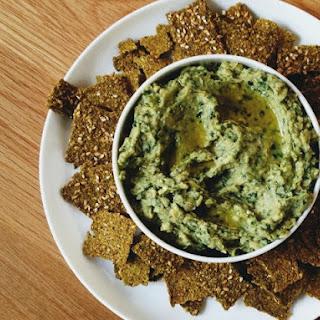 Kale Pesto Dip