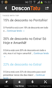 Tatu$ - Ofertas e Descontos screenshot 1