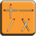Mathematical Matchstick Puzzle icon