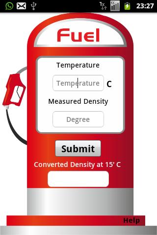 玩商業App|Fuel Density converter免費|APP試玩