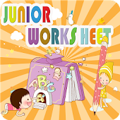 Kids Learning Game & worksheet