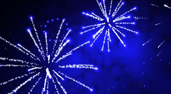 3D Fireworks Live Wallpaper- screenshot thumbnail