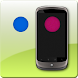 Flickr Companion for Android icon