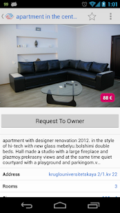 VLASNE - apartments for rent- screenshot thumbnail