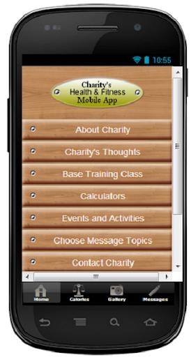 Charity's Health Fitness