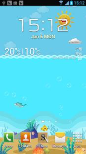 海洋俱樂部-動態壁紙遊戲