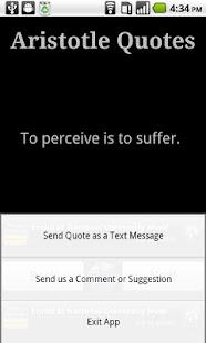 Aristotle Quotes - screenshot thumbnail