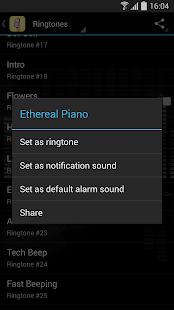 Top 60 Simple Ringtones screenshot