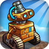 APK Game Tiny Robots for iOS