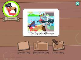 Screenshot of English Storytelling for Kids