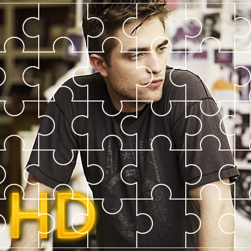 Robert Pattinson Jigsaw HD Vol