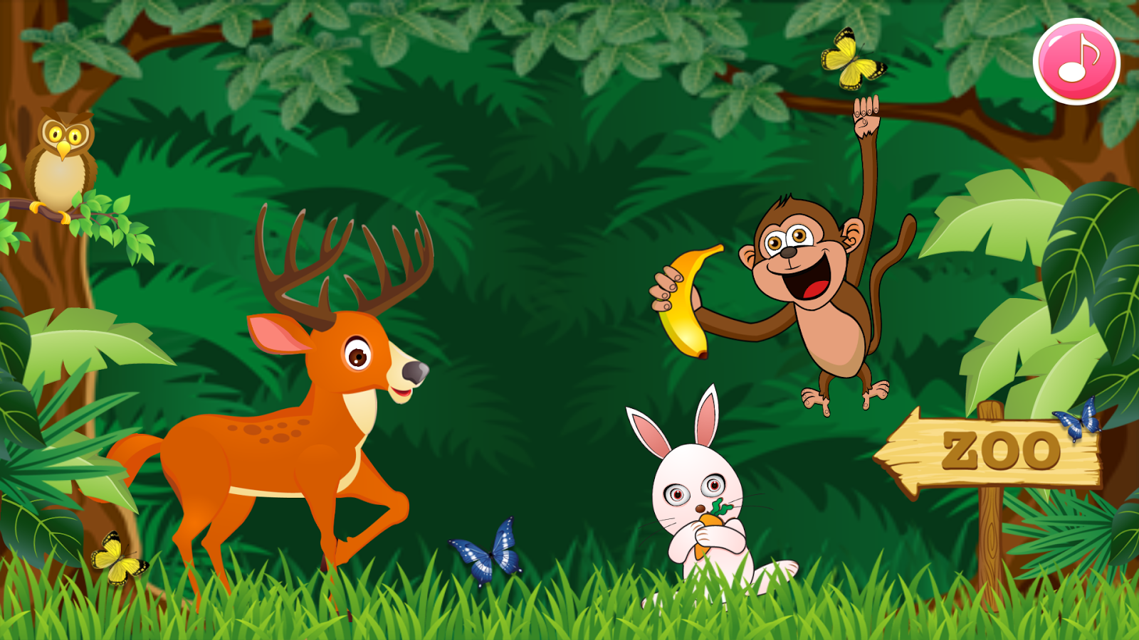 Uncategorized Stories Of Animals For Kids zoo animal family learning android apps on google play screenshot