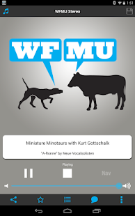 WFMU (Official)- screenshot thumbnail