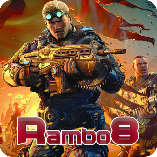 Rambo 8-Shooting Game