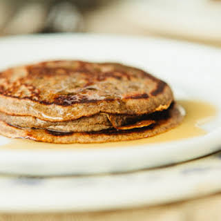 Yeasted Buckwheat Pancakes.