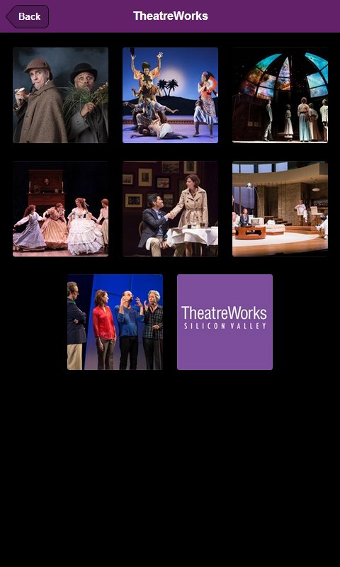 TheatreWorks Silicon Valley - screenshot