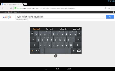 Swype Keyboard v1.8.5.1080510.34127