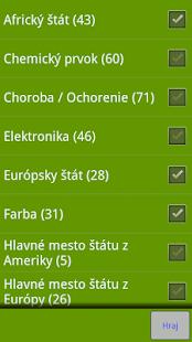 Obesenec SK- screenshot thumbnail