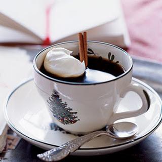 Hazelnut Dessert Coffee.