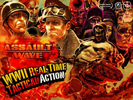 Assault Wave - screenshot