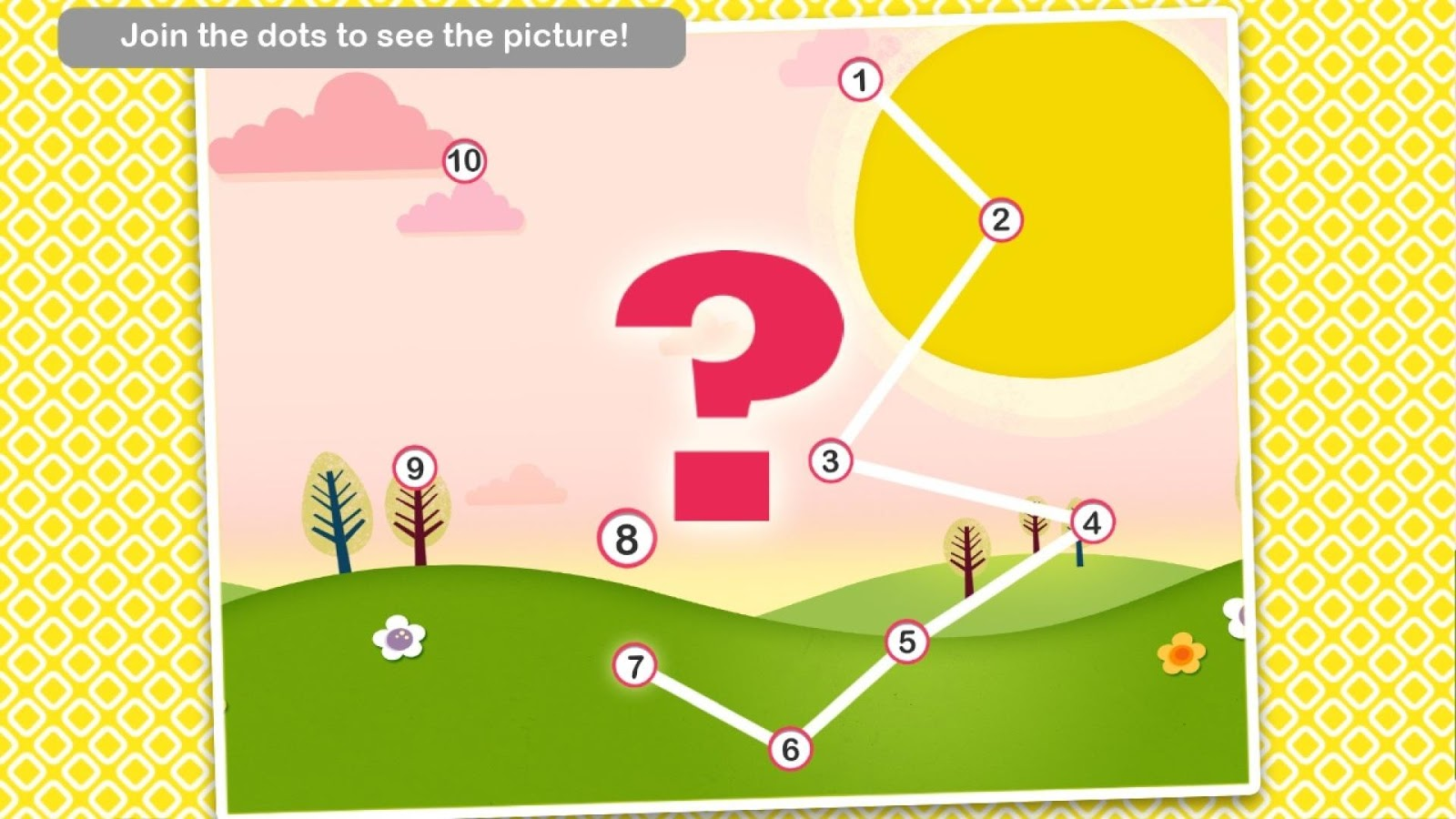 Kids Connect the Dots Free - screenshot