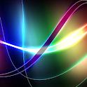 Rainbow Neon Theme GDE logo