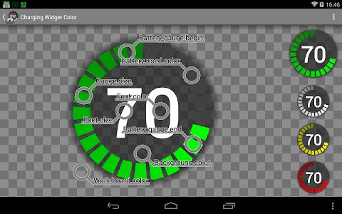 Battery Widget Plus v2.12