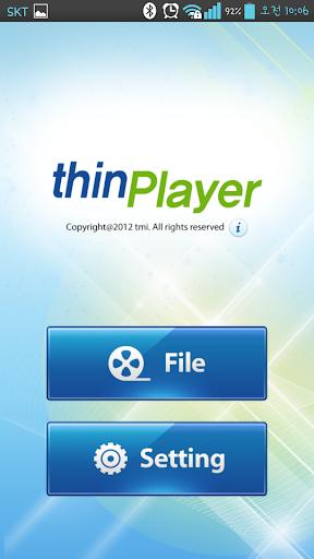 thinPlayer