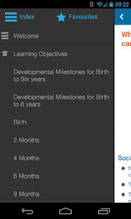 Child Development, 0-6 years screenshot