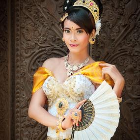 Beautiful Princess by Purnawan  Hadi - People Portraits of Women ( traditionalfashion, bali, fashion, indonesia, traditional, culture,  )