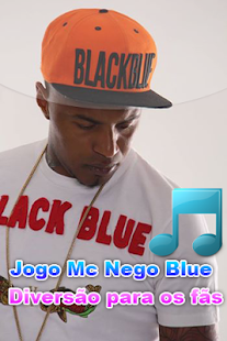 Mc Nego Blue Jogo Musical HD