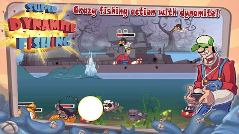 Super Dynamite Fishing Screenshot 1