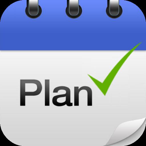 Plan V (Plan Assistant) LOGO-APP點子