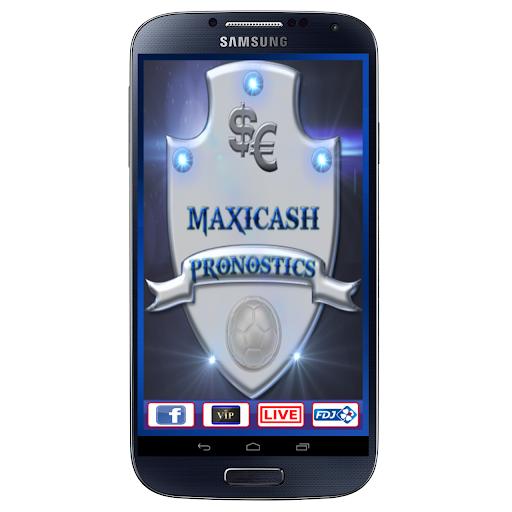 MaxiCash Pronos