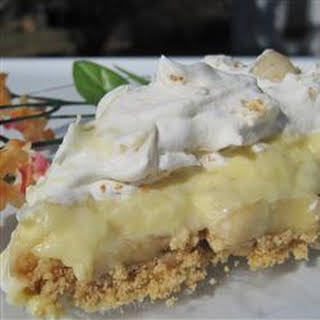 Banana Cream Pie III.