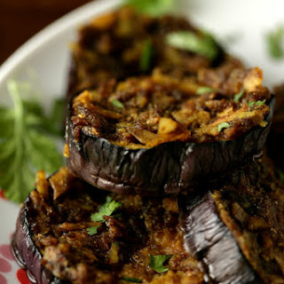 South Indian Eggplant Curry