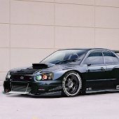 Subaru WRX Live Wallpaper
