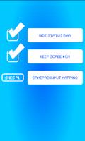 Screenshot of Tablet Remote
