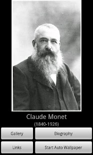 Claude Monet - screenshot thumbnail