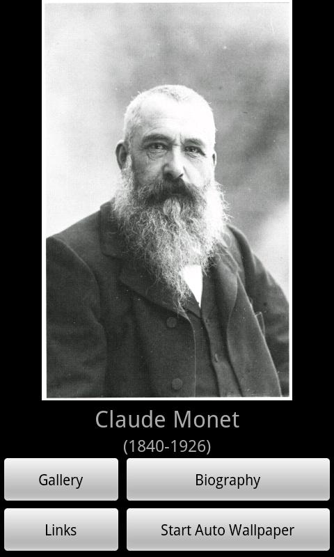 Claude Monet - screenshot