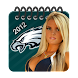 Eagles Cheerleaders Swimsuit