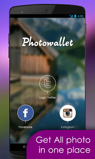 Photo Wallet