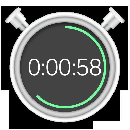 定時器 - 廚房定時器和秒錶簡單 工具 App LOGO-APP試玩