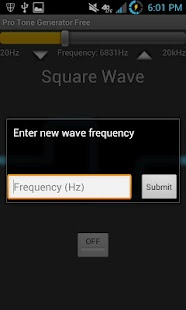 Tone Generator Pro Free- screenshot thumbnail